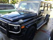 mercedesbenz gclass Mercedes-Benz G-Class Designo Leather